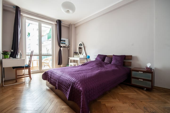 B&B in the Heart of Warsaw  - Warszawa - Byt