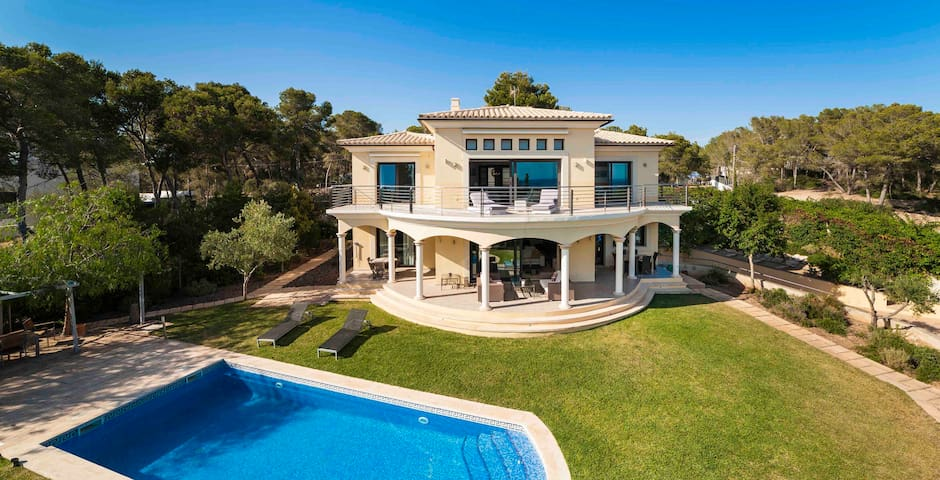 Stunning property between nature - Calvià - Talo