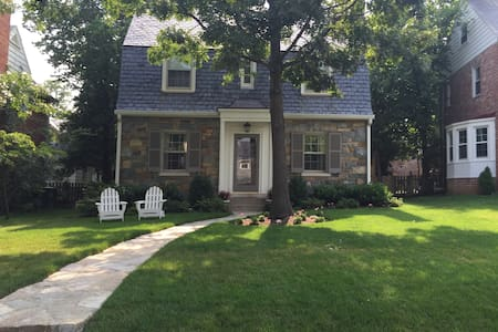 Beautiful Chevy Chase, DC Home