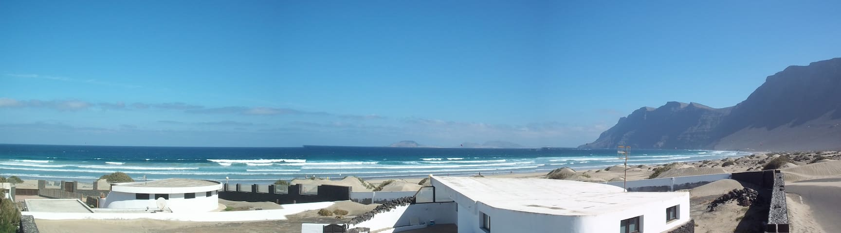 BUNGALOW BONGILOW FOR 8P IN FAMARA - Teguise - Pis
