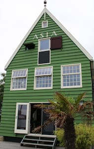 Historical house near Zaanse Schans - Koog aan de Zaan - Bed & Breakfast