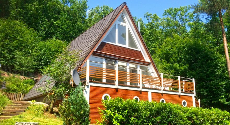 Haus-Z - Leinsweiler - Huis