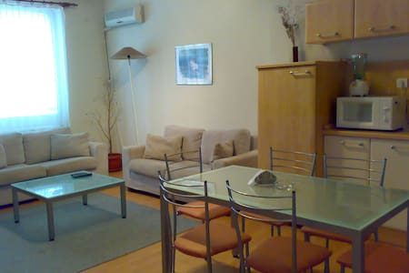 Fully-equipped apartment - center - Sofia