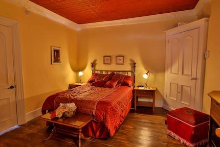 Chambre hiver - Dosquet - 家庭式旅館