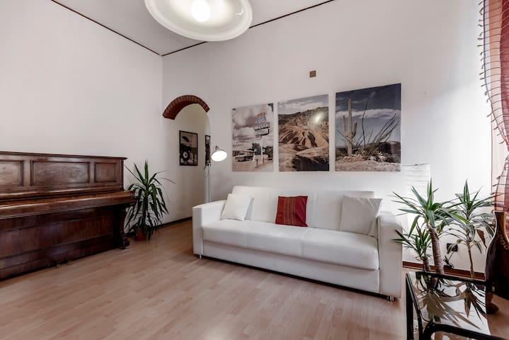 Happy & Beauty apartment in center - Milano - Rumah