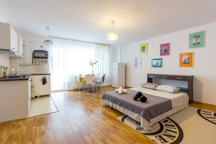 Colours apartment - Cluj-Napoca - Daire