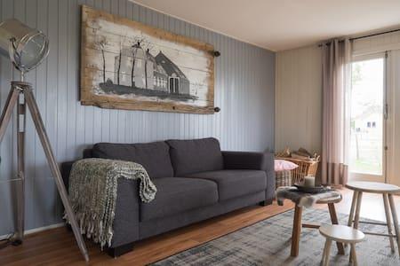 Chalet in natuurlijke omgeving - Zuidland - Bed & Breakfast