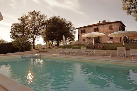 ° Toscana Farmhouse a Naturalinda, AIA ° - Colle di Val d'Elsa - Departamento
