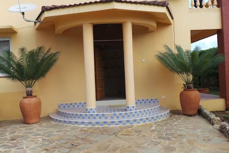 Private simple home in Mombasa