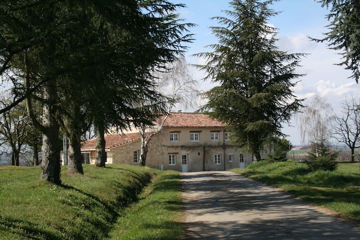 gite de beausoleil gers ch4 - La Romieu - House