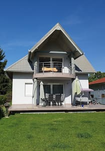 House for 4 pers with a/c in Balatonboglár R49461