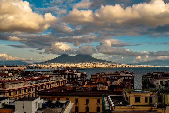 Best view of Napoli