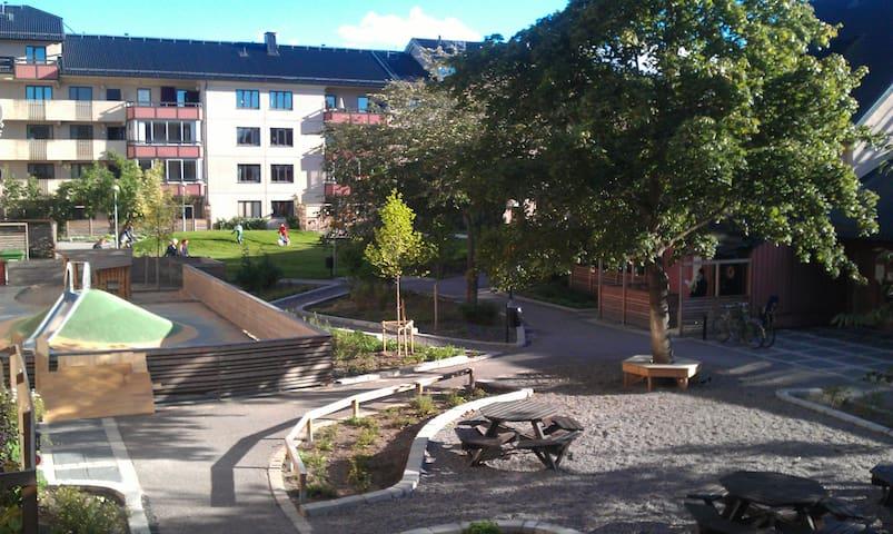 Nice room near Globen Stockholm - Gamla Enskede - Andere