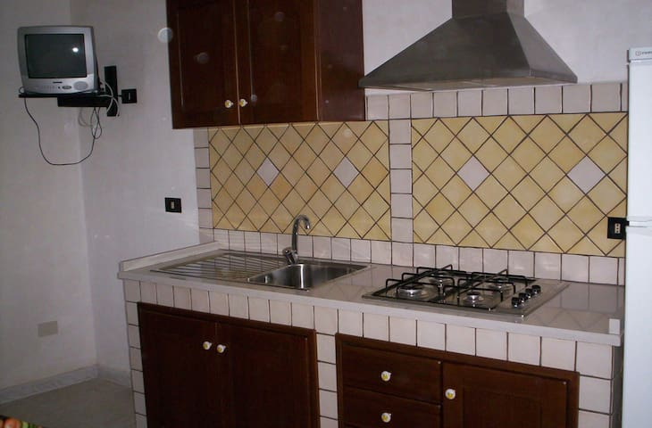 Appartamento per quattro o cinque persone