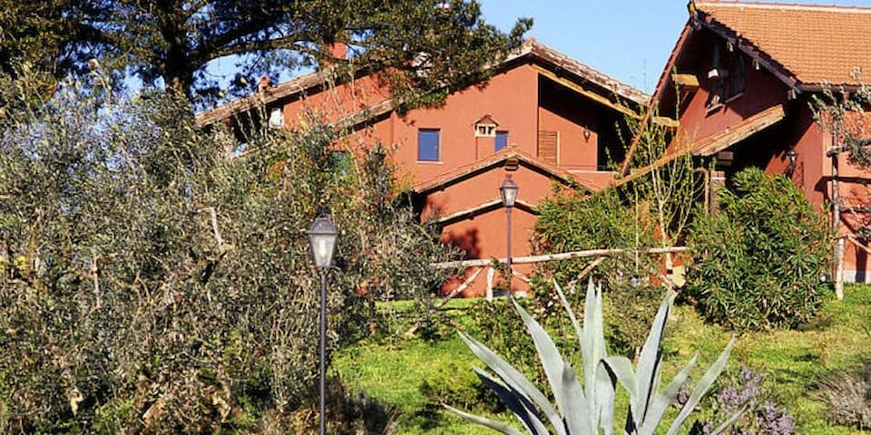 Nature & relax: apartment near Rome - Sacrofano - Wohnung