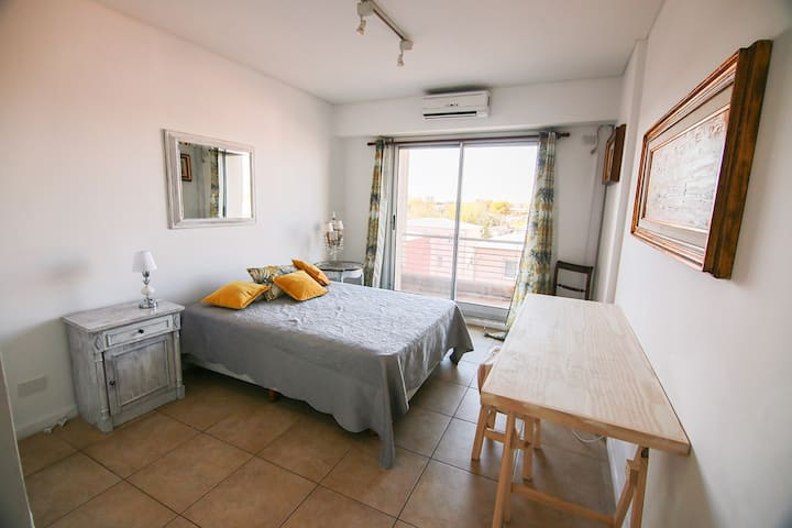 Beautiful apartment with sunset view in San Isidro