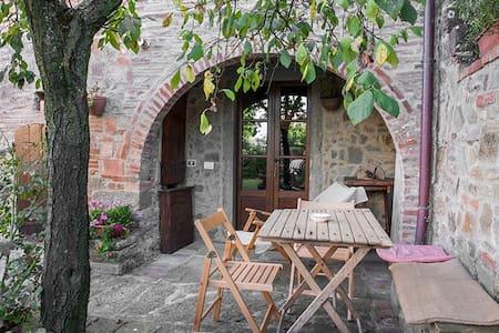 La Toscana com'era una volta - Cortona (AR) - Wohnung