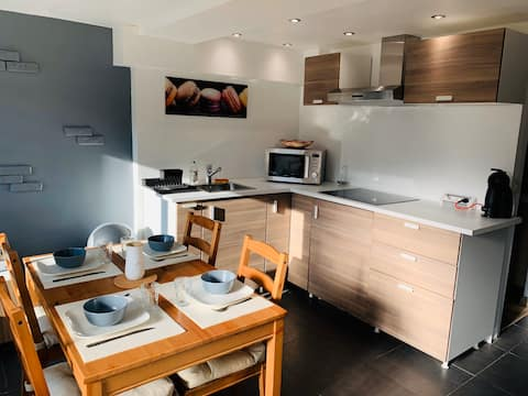 Charmant appartement T2