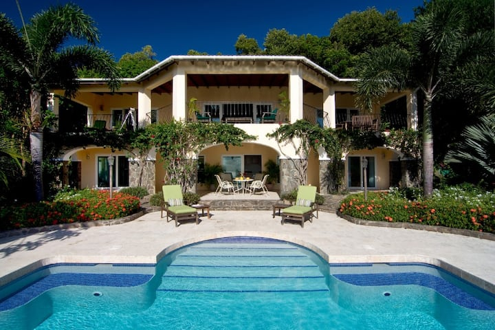 Great value luxury 5* villa -