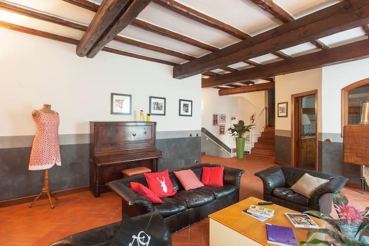 soggiorno in un Borgo da favola - Castell'Arquato - Bed & Breakfast