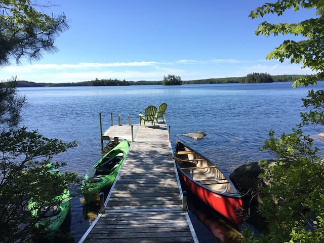 Mainely Green Lake Superior Recreational Retreat