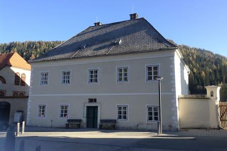 The Old Vicarage (Alten Pfarrhaus) - Laßnitz bei Murau