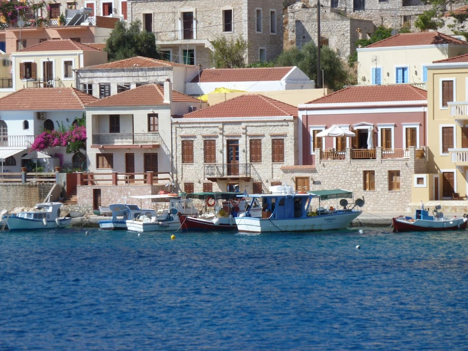 Why not take a short boat trip to Halki. This fantastic little island has wonderful waters, great taverna's and is steeped in history.