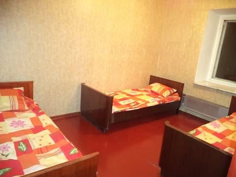 Сдается 3-местная комната в Домашней гостинице