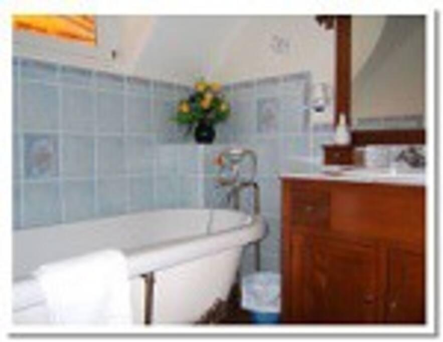 salle de bains Suite Rétro
