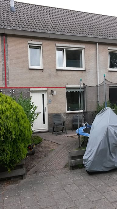 Nice family house closeto amsterdam case in affitto a for Case amsterdam affitto