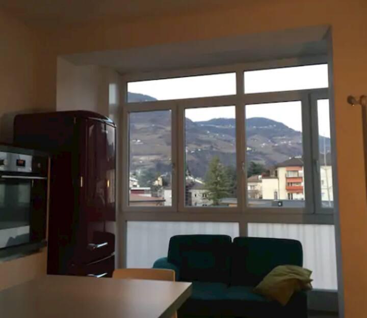 Ampia stanza a Bolzano