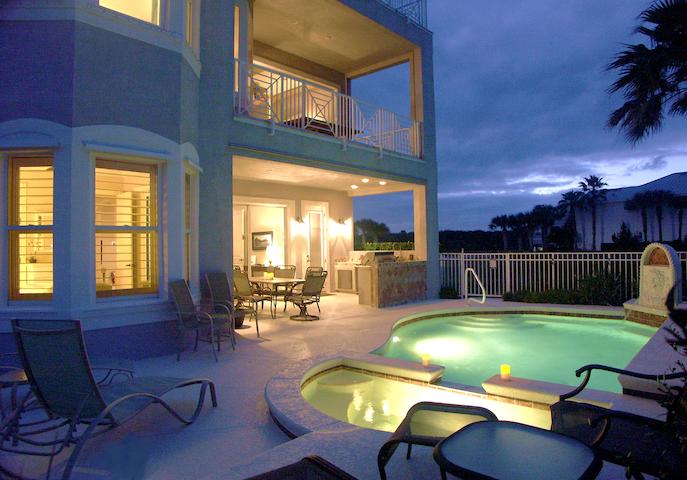Cinnamon Beach House at Ocean Hammock - Rated # 1 - Palm Coast - House