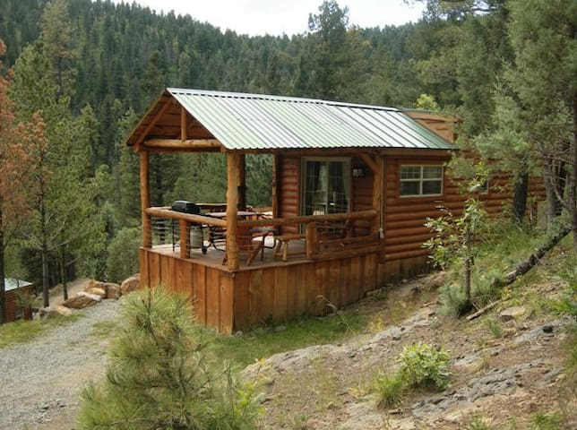 Sam Cabin a cozy couple getaway