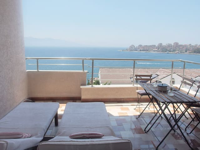 Seafront Apartment - Sarande - Apartment