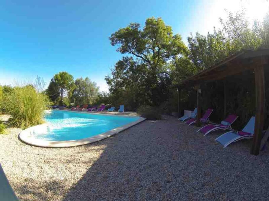 Chambres d 39 h tes avec piscine 15 min de cahors - Chambre d hote languedoc roussillon avec piscine ...
