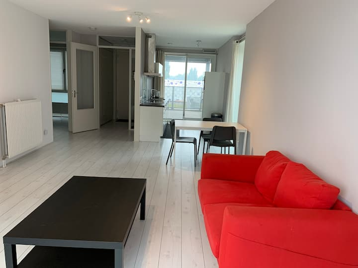 Very nice appartment at super location in Enschede