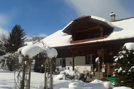 Paul & Annas Guesthouse - Därligen bei Interlaken