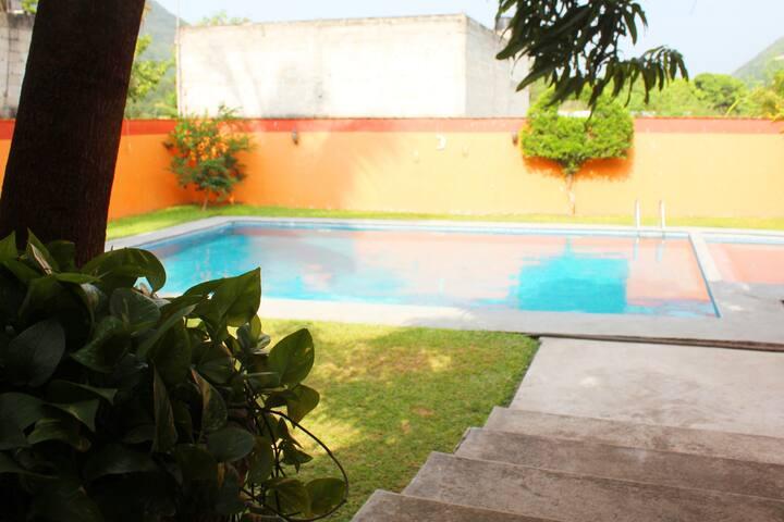 Casa Monroy Jalcomulco