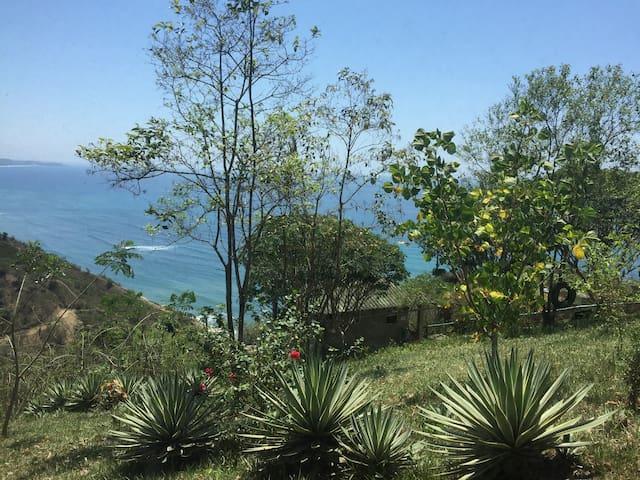 Bungalow relax sea and jungle view - La Rinconada - Bed & Breakfast
