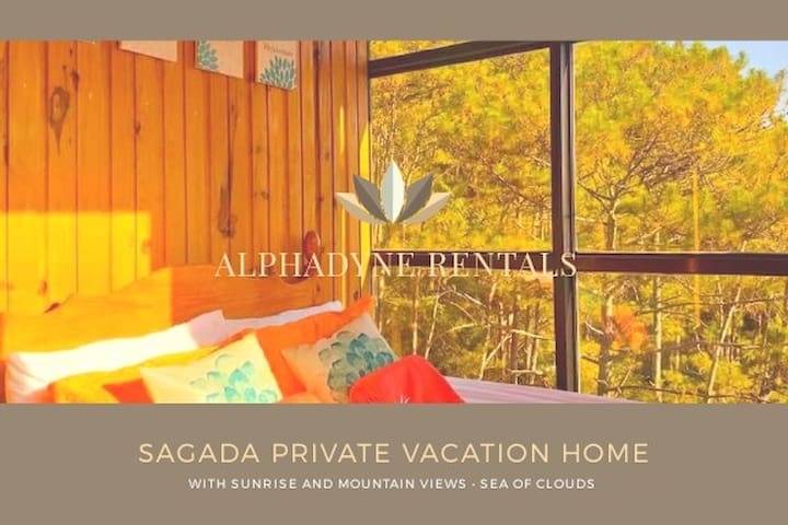 SAGADA PrivateHome∙Overlooking∙NatureViews∙Sunrise