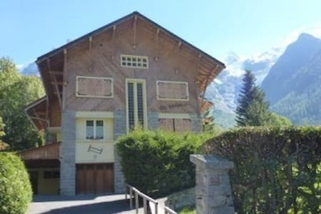 Chalet Edelweiss. Apartments - Chamonix-Mont-Blanc