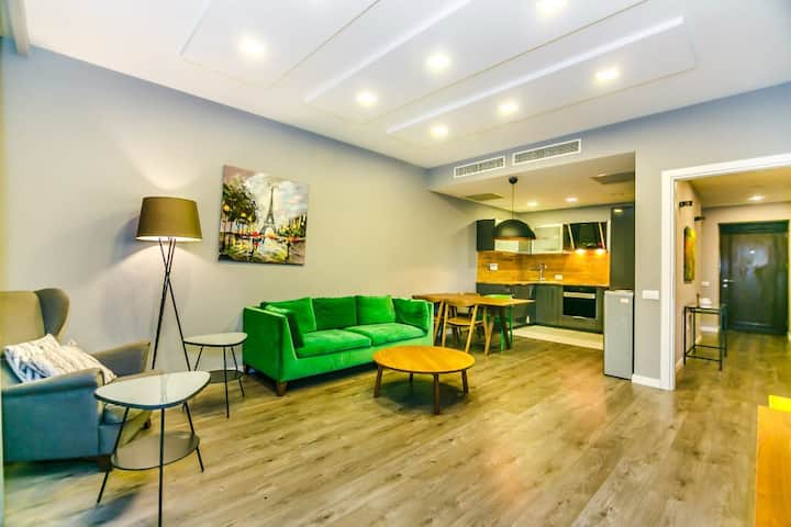 Port Baku Residence 212b - luxury apartment