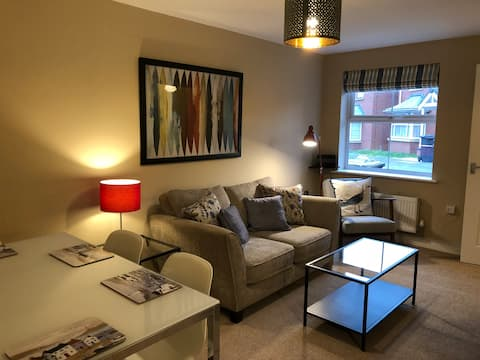 Wychstone 2-bedroom townhouse no.1 in Kegworth