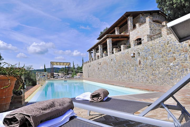 Susanna - Susanna 4, sleeps 2 guests - Civitella Paganico