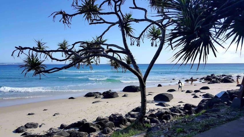 Lee's Bohemian Beach Retreat