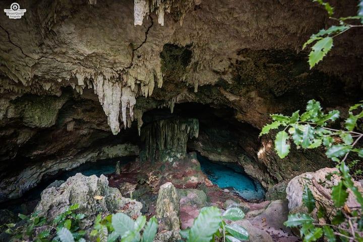 Kuza Cave Culture Centre