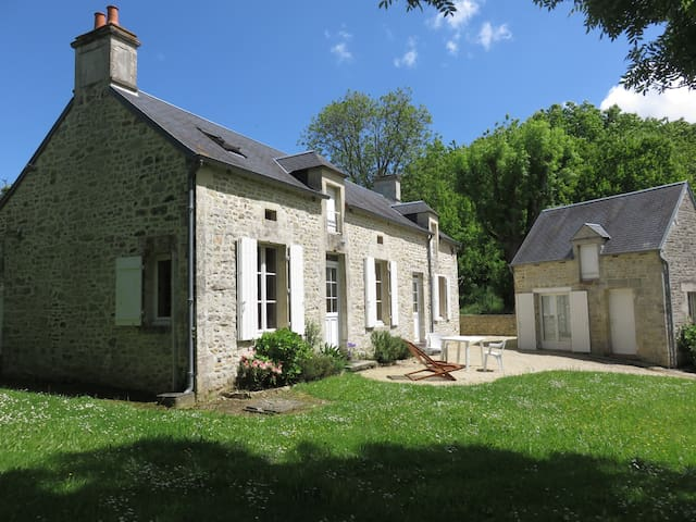 Charming house in Normandy (France) - Juaye-Mondaye