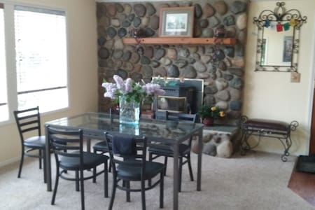 2 Private Rooms - Equestrian Estate - Snohomish