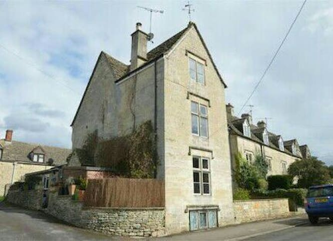Double room in Cotswold cottage - Stroud  - Haus