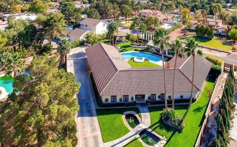 2 Palms Villa - Las Vegas - Villa